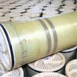 Membranas filtrantes para o tratamento de água