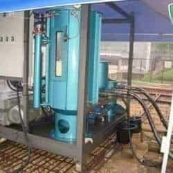 Transformadores a óleo manutenção