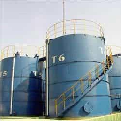 Tanque de plástico para óleo diesel
