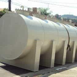 Tanque de óleo diesel para gerador