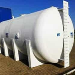 Tanque de óleo diesel para grupo gerador